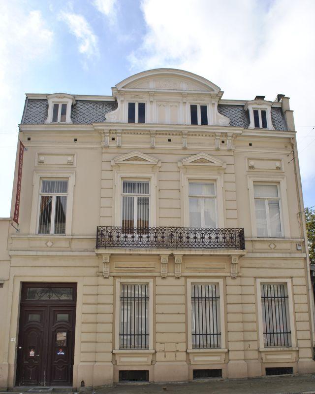 Maison des artistes  Anderlecht